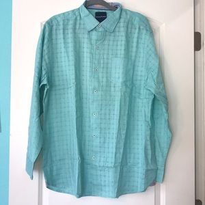 Tommy Bahama Linen and cotton shirt